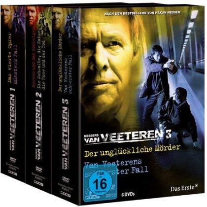 Van Veeteren Box (Limited Edition, 6 DVDs)