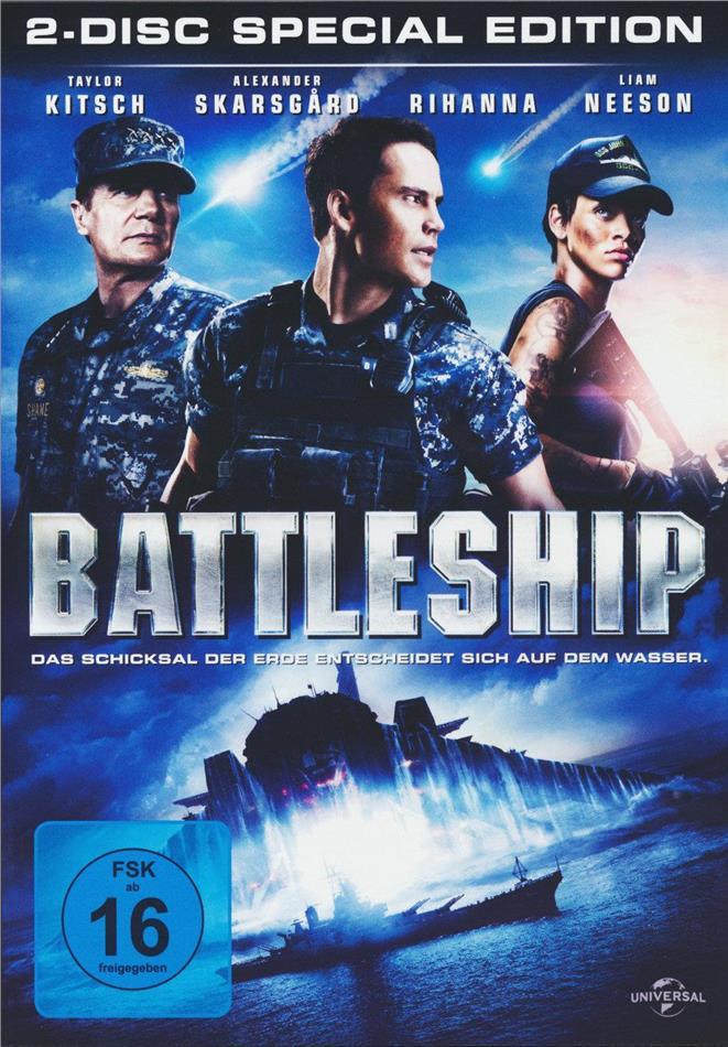 Battleship (2012) (Edizione Speciale, 2 DVD)