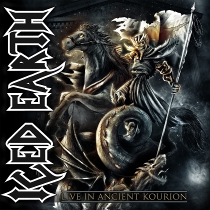 Iced Earth - Live in ancient Kourion - Limited Edition (Blu-ray + DVD + 2 CD)