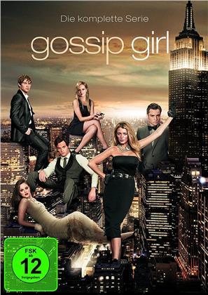 Gossip Girl - Die komplette Serie