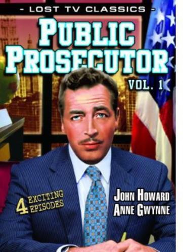 Public Prosecutor - Vol. 1 (s/w)