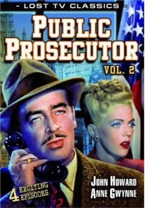 Public Prosecutor - Vol. 2 (s/w)