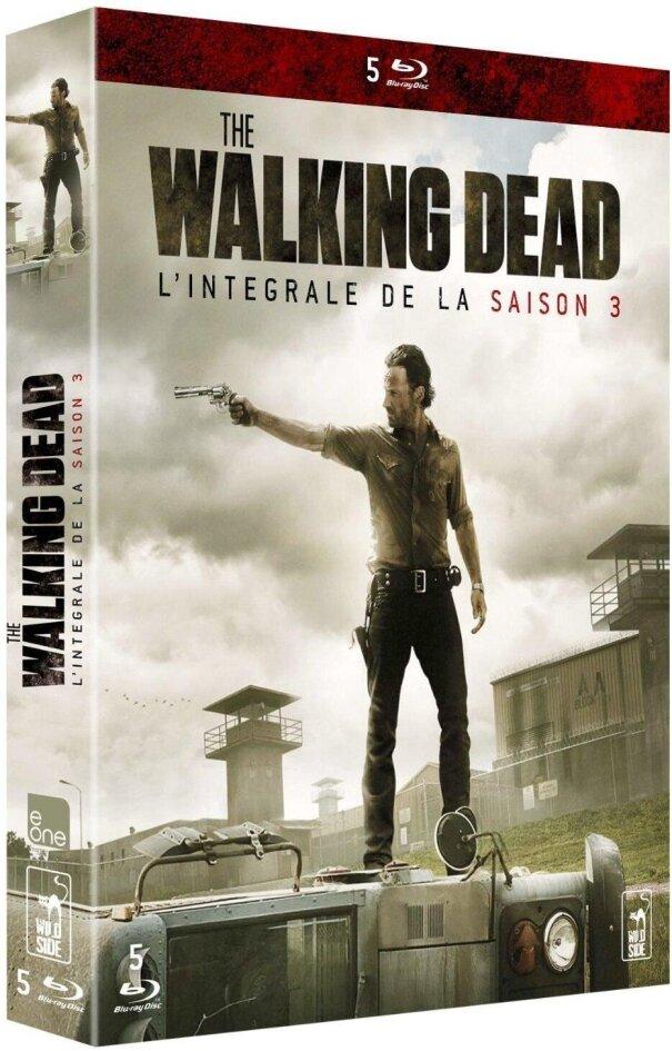 The Walking Dead - Saison 3 (5 Blu-rays)