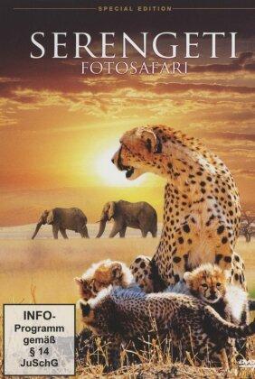 Serengeti - Fotosafari (Special Edition)