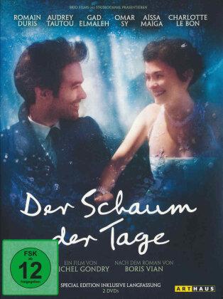 Der Schaum der Tage - L'écume des jours (2013) (Special Edition, 2 DVDs)