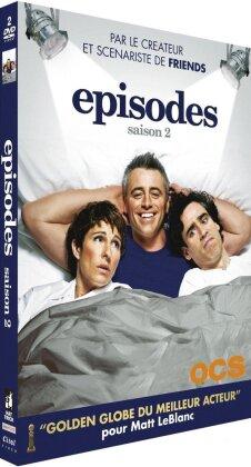 Episodes - Saison 2 (2 DVD)