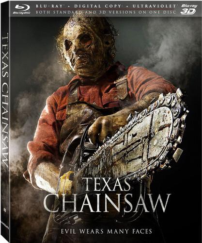 Texas Chainsaw (2013) (Blu-ray 3D + Blu-ray)