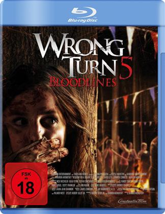 Wrong Turn 5 - Bloodlines (2012)