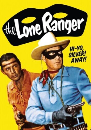 Lone Ranger: Classic Tv Episodes - Lone Ranger: Classic Tv Episodes (2PC) (2 DVDs)