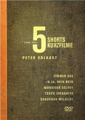 5 Shorts Peter Volkart - 5 Kurzfilme von Peter Volkart