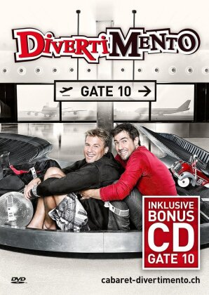Divertimento - Gate 10 (Limited Edition, DVD + CD)