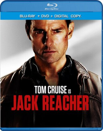 Jack Reacher (2012) (Blu-ray + DVD)