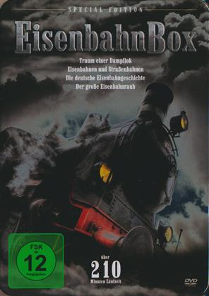Eisenbahn Box (Edizione Speciale, Steelbook)