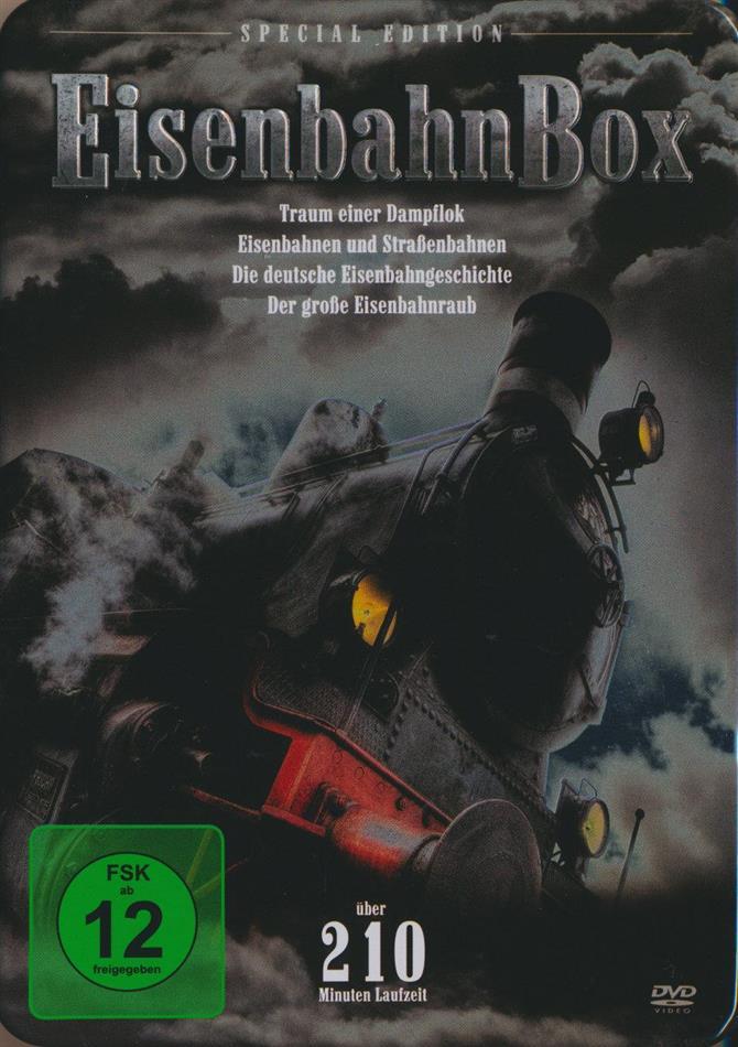 Eisenbahn Box (Special Edition, Steelbook)