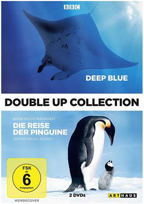 Deep Blue / Die Reise der Pinguine (Double Up Collection, Arthaus, 2 DVDs)