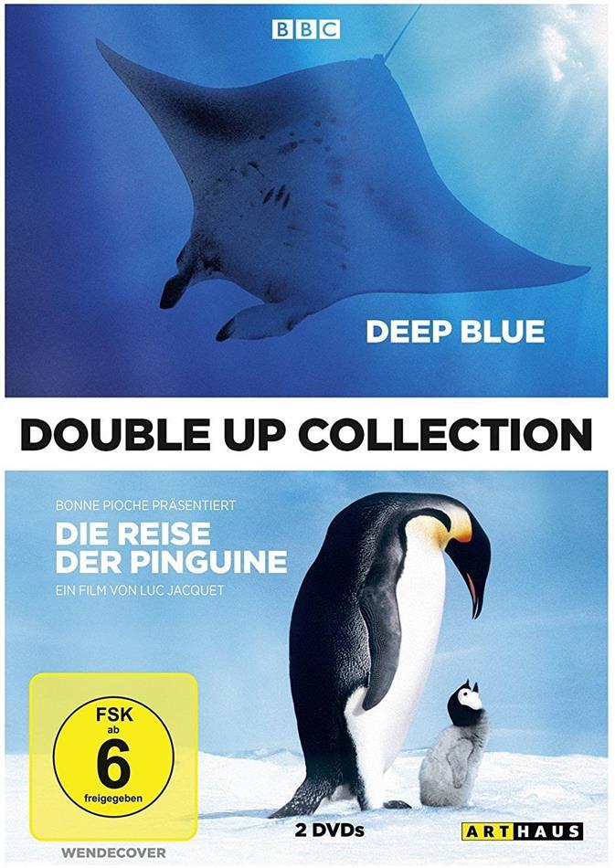 Deep Blue / Die Reise der Pinguine (Double Up Collection, Arthaus, 2 DVD)