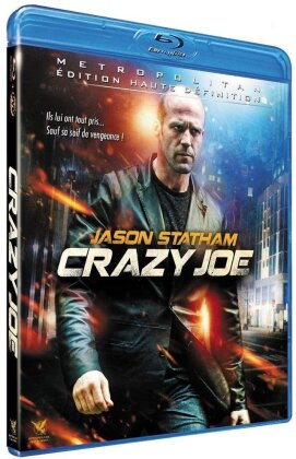 Crazy Joe (2013) (Blu-ray + DVD)
