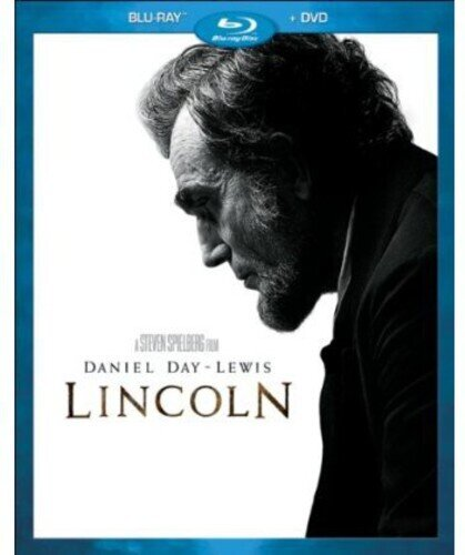 Lincoln (2012) (Blu-ray + DVD)
