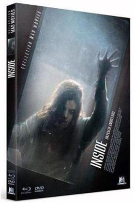 Inside (2011) (Mad Movies Collection, Blu-ray + DVD)