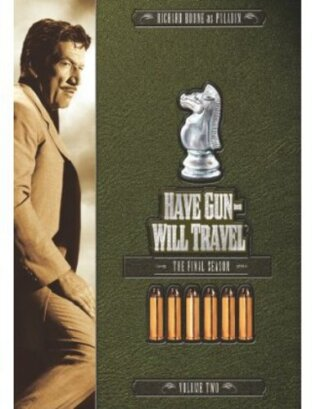 Have Gun - Will Travel - Season 6.2 - The Final Season (b/w, 2 DVDs)