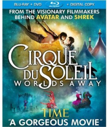 Cirque du Soleil: Worlds Away (2012) (Blu-ray + DVD)