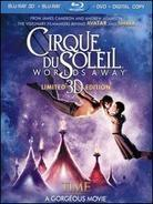 Cirque du Soleil: Worlds Away (2012) (Blu-ray 3D (+2D) + Blu-ray + DVD)