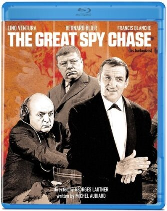 The Great Spy Chase - Les Barbouzes (1964) (s/w, Remastered)