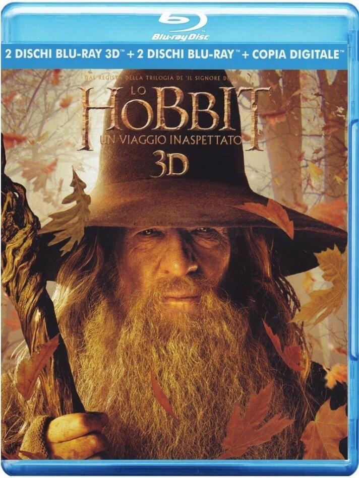 Lo Hobbit - Un viaggio inaspettato (2012) (4 Blu-ray 3D (+2D))