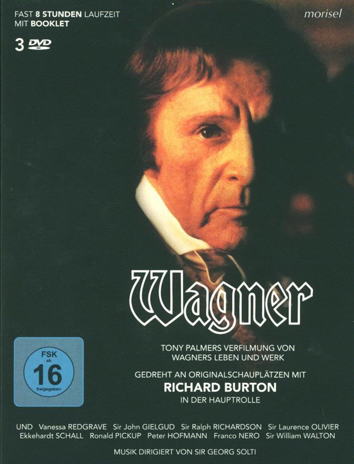 Richard Wagner (3 DVDs)