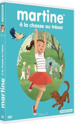 Martine - Vol. 2 - Martine à la chasse au trésor (2011)