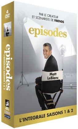 Episodes - Saisons 1 & 2 (4 DVD)