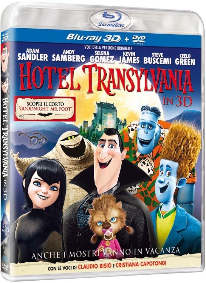 Hotel Transylvania (2012) (Blu-ray 3D (+2D) + DVD)