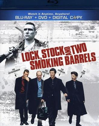 Lock, Stock and two Smoking Barrels (1998) (Blu-ray + DVD)