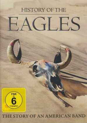 Eagles - History of the Eagles (2 DVDs)