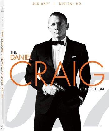 007 The Daniel Craig Collection