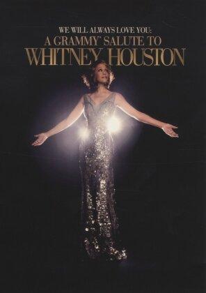 Whitney Houston - We will always love you - A Grammy salute to Whitney Houston