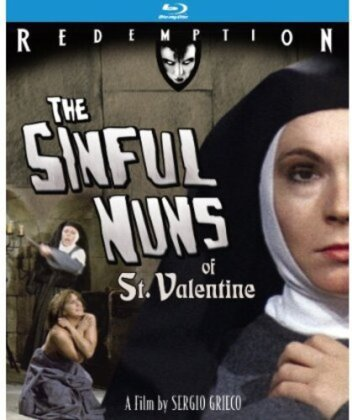 The Sinful Nuns of Saint Valentine - Le scomunicate di San Valentino (1974) (Remastered)