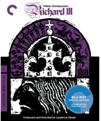 Richard 3 (1955) (Criterion Collection)