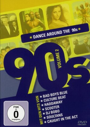 Various Artists - Dance around the 90's - Vol. 2