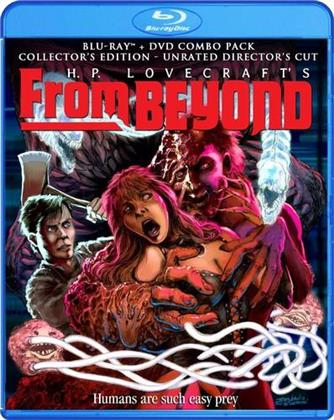 From Beyond (1986) (Collector's Edition, Blu-ray + DVD)