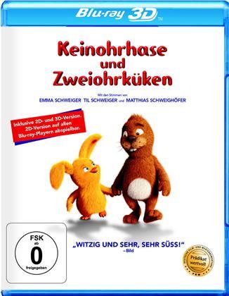 Keinohrhase und Zweiohrkücken (2013)
