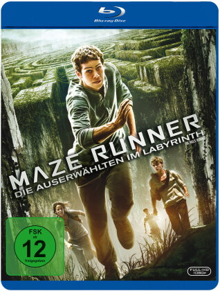 Maze Runner - Die Auserwählten im Labyrinth (2014)