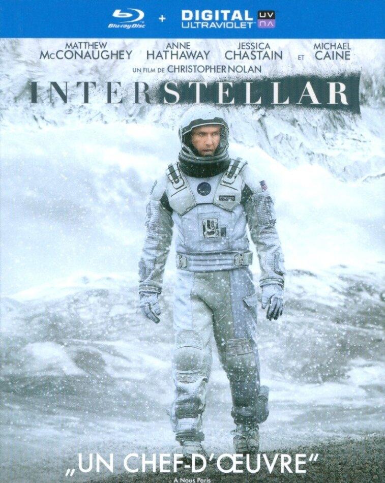 Interstellar (2014) (2 Blu-rays)