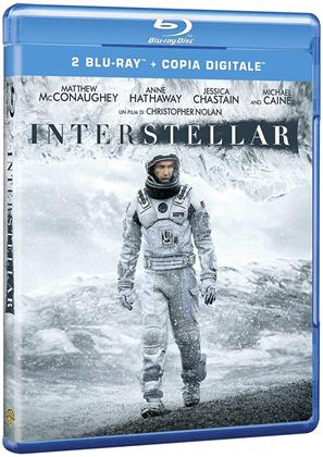 Interstellar (2014) (2 Blu-rays + Digital Copy)