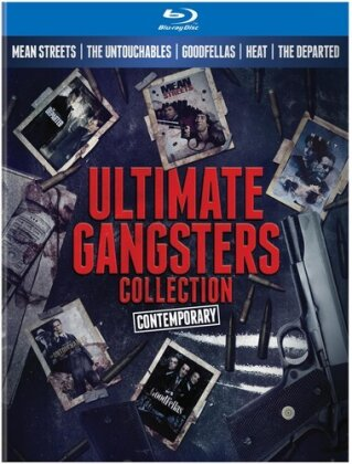 Ultimate Gangsters Collection - Contemporary (5 Blu-rays)