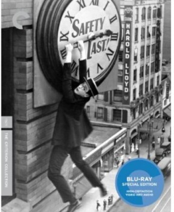 Safety Last! (s/w, Criterion Collection)