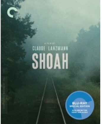 Shoah (1985) (Criterion Collection, 4 Blu-rays)