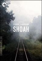 Shoah (1985) (Criterion Collection, 6 DVD)