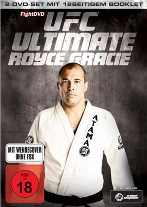 UFC: Ultimate Royce Gracie (2 DVDs)