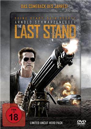 The Last Stand (2013) (Limited Uncut Hero Pack)